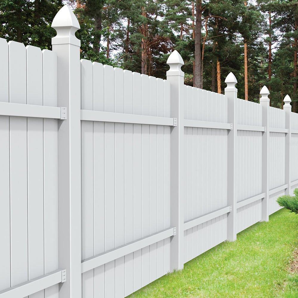 Vinyl Fence Installation Shreveport