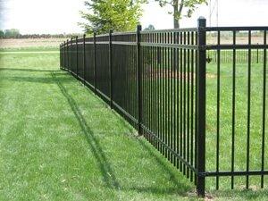 Ornamental Aluminum & Steel Fence Installation Shreveport